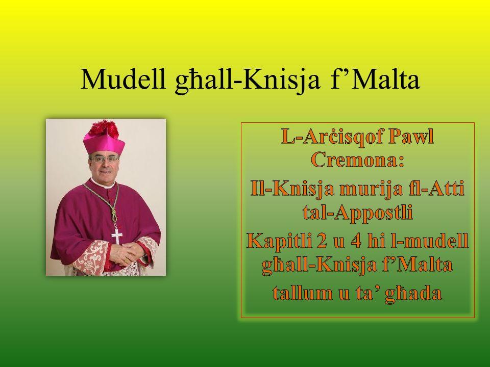 Mudell għall-Knisja fMalta