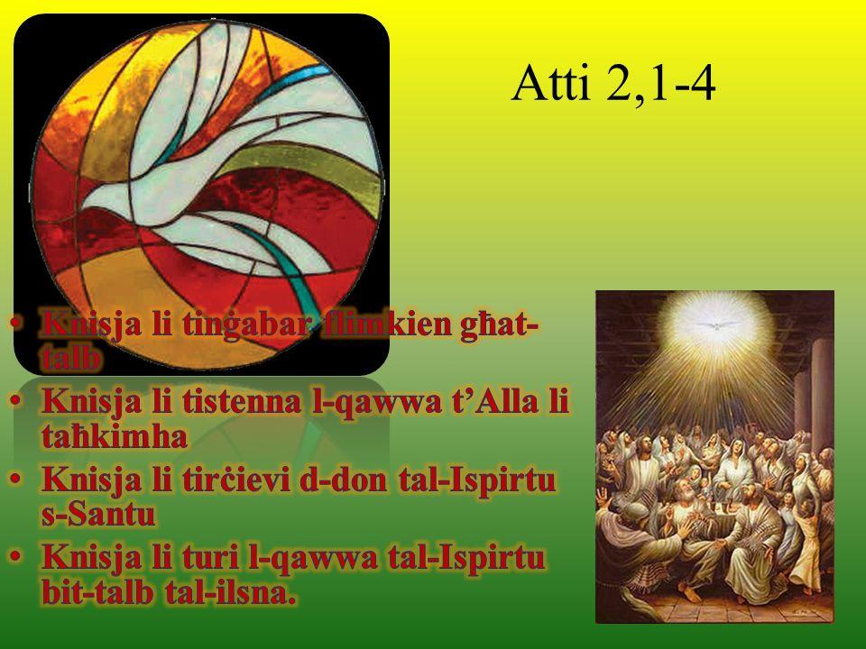 Atti 2,1-4