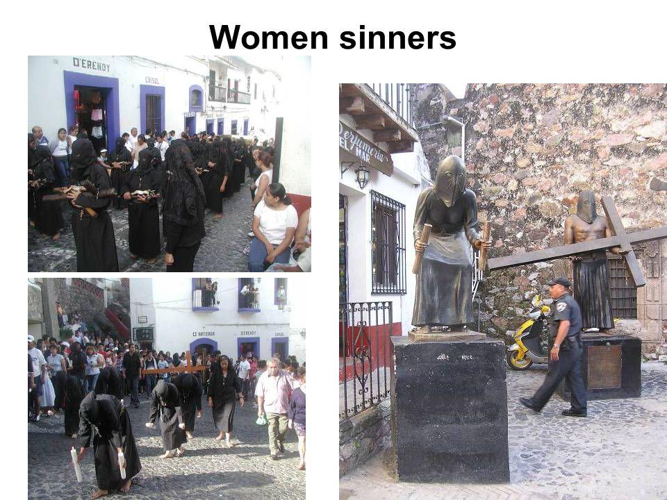 Women sinners