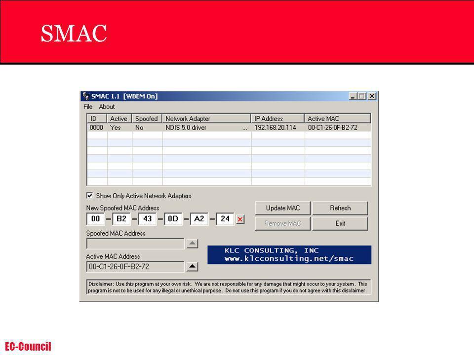 EC-Council SMAC