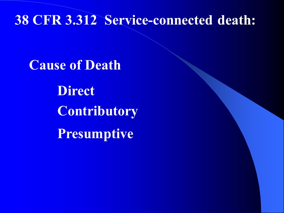 Other death benefits: Transportation – VA Form 21-530 Headstone – VA Form 40-1330 Medallion – VA Form 40-1330M Flag – VA Form 27-2008 Presidential Memorial Certificate – VA Form 40-0247 Military Honors – Phone call National Cemetery – Phone call