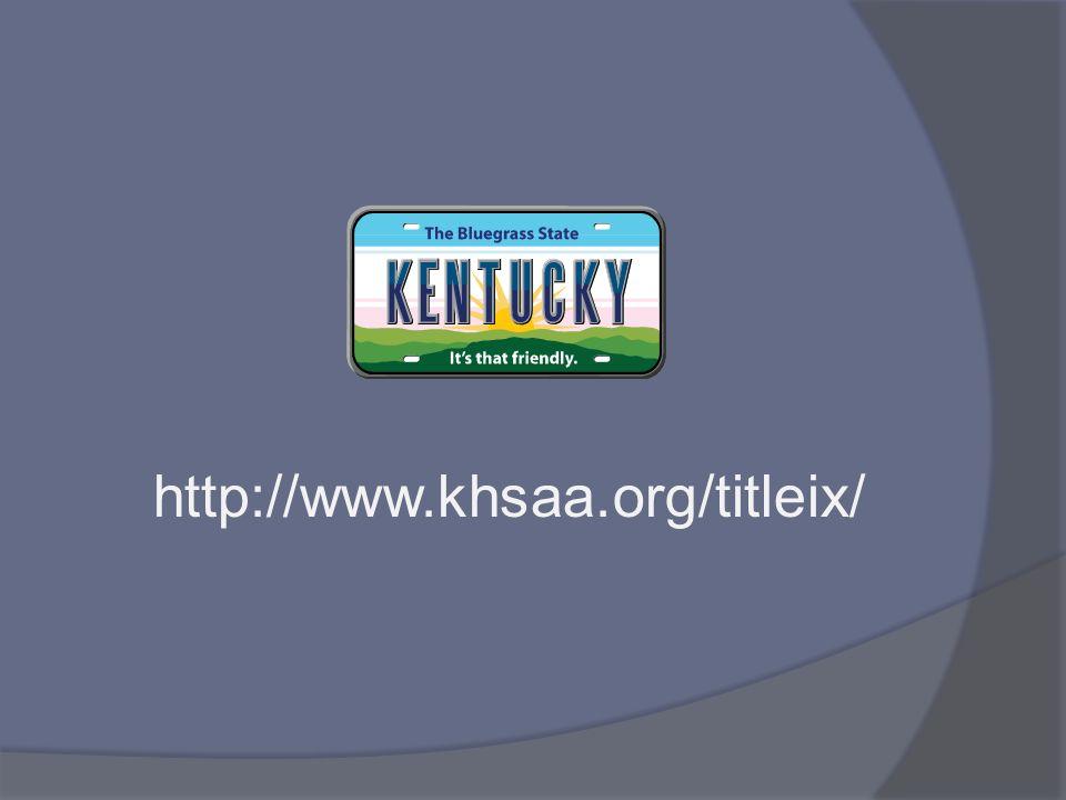 http://www.khsaa.org/titleix/