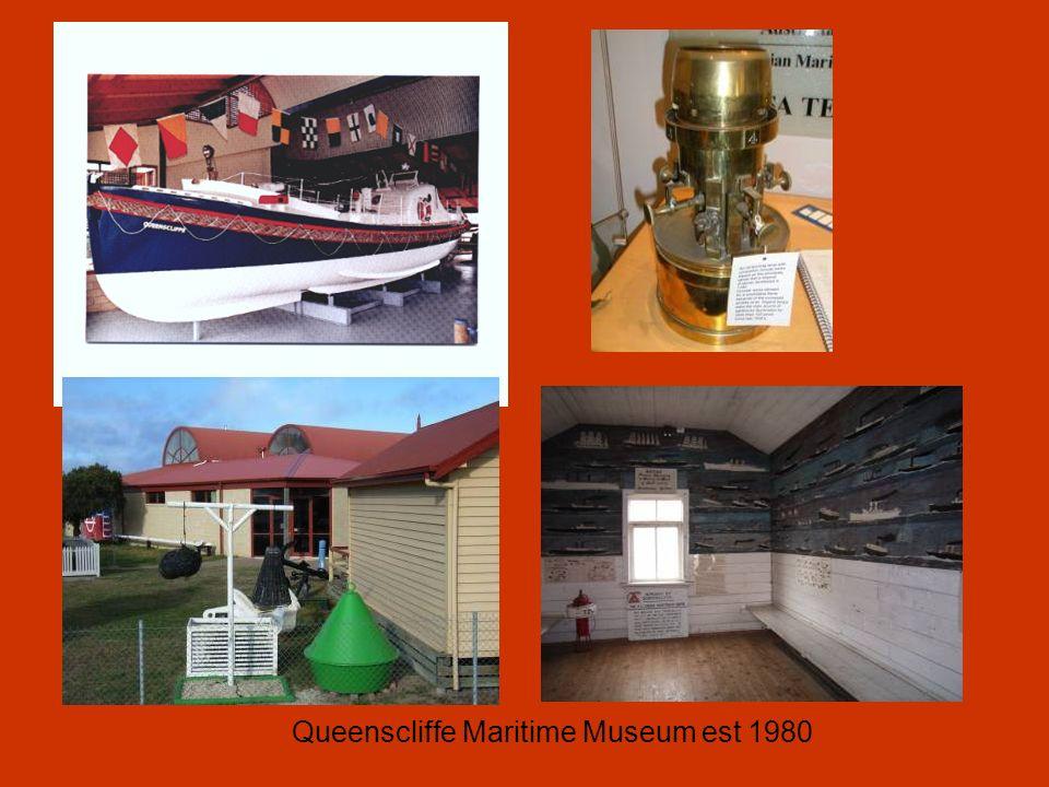 Queenscliffe Maritime Museum est 1980