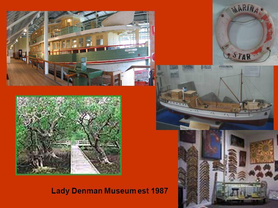 Lady Denman Museum est 1987