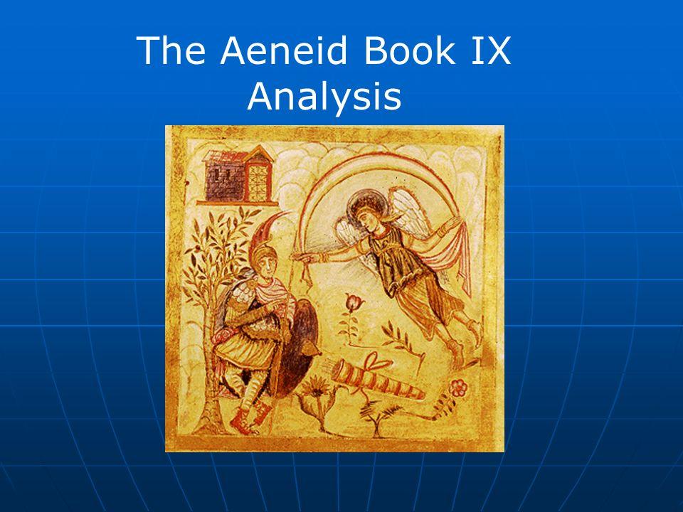 The Aeneid Book IX Analysis
