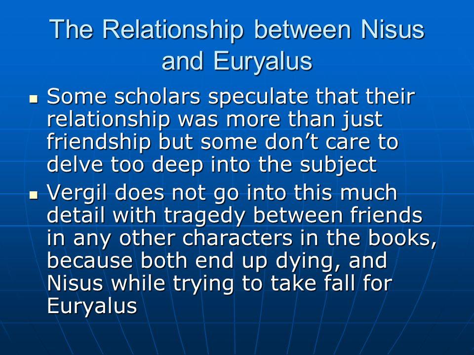 Nisus and Euryalus
