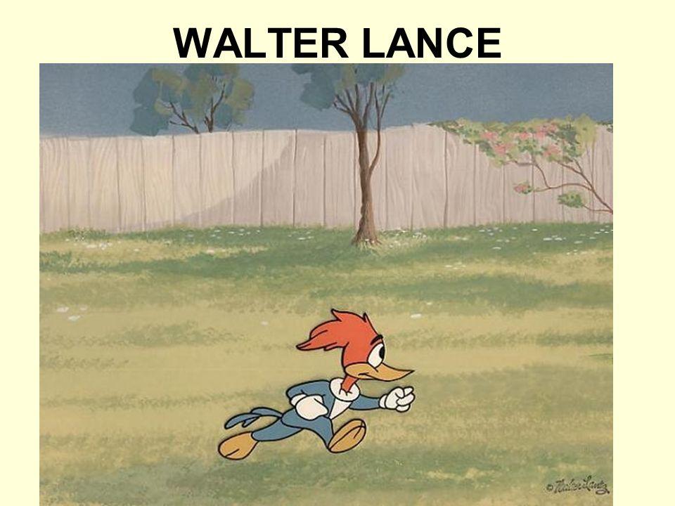 WALTER LANCE