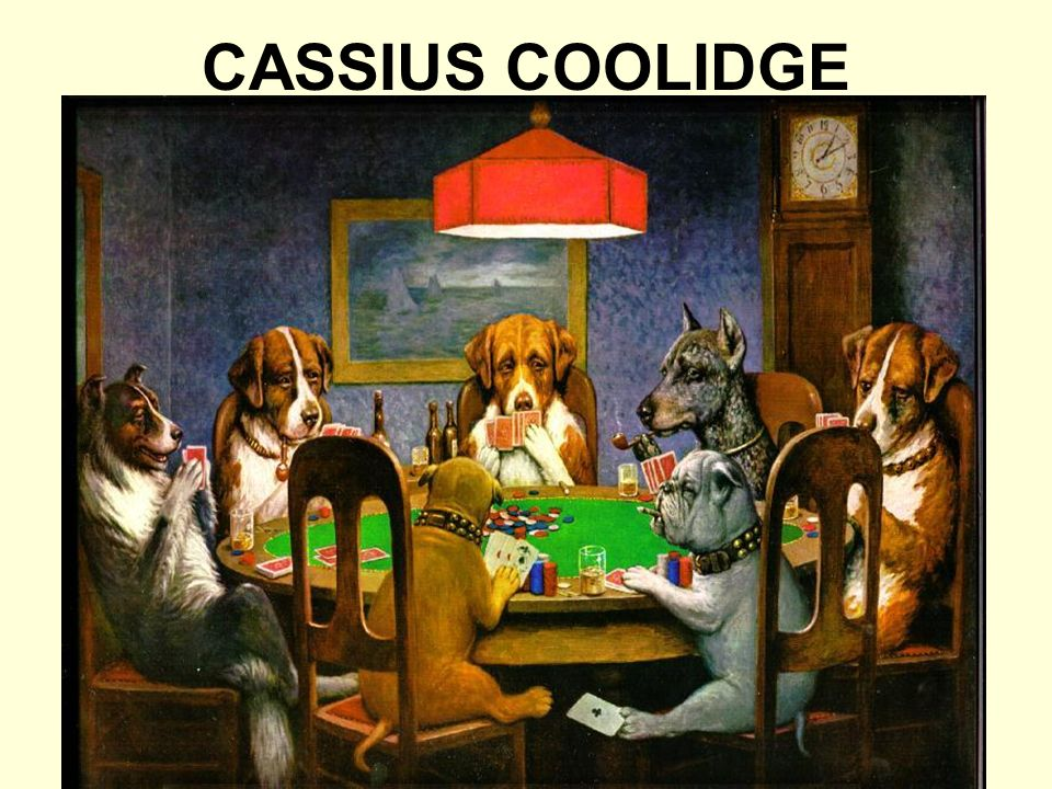 CASSIUS COOLIDGE