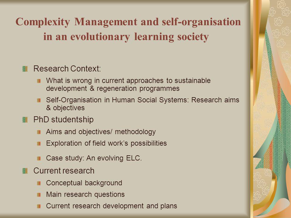 Research Context Why this research & Research Background