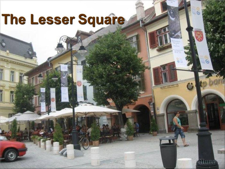 The Lesser Square