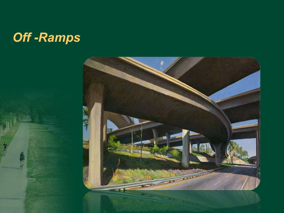 Off -Ramps