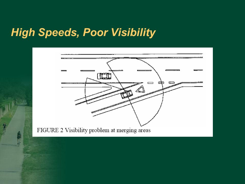 High Speeds, Poor Visibility