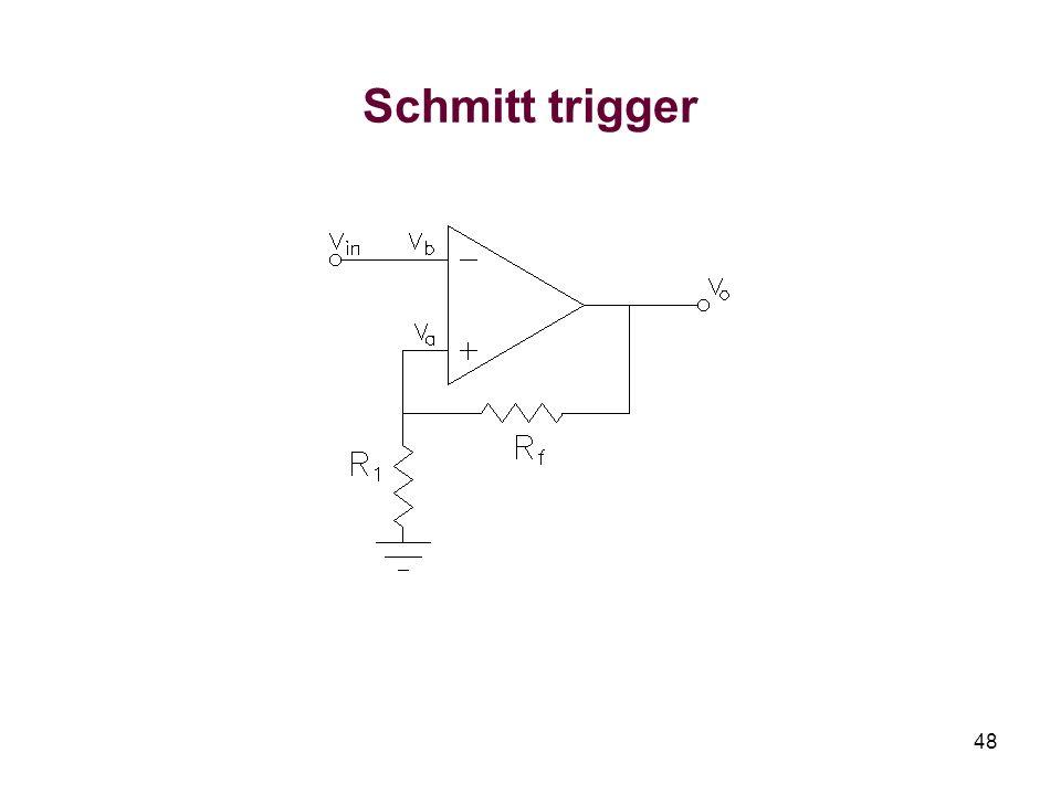 48 Schmitt trigger