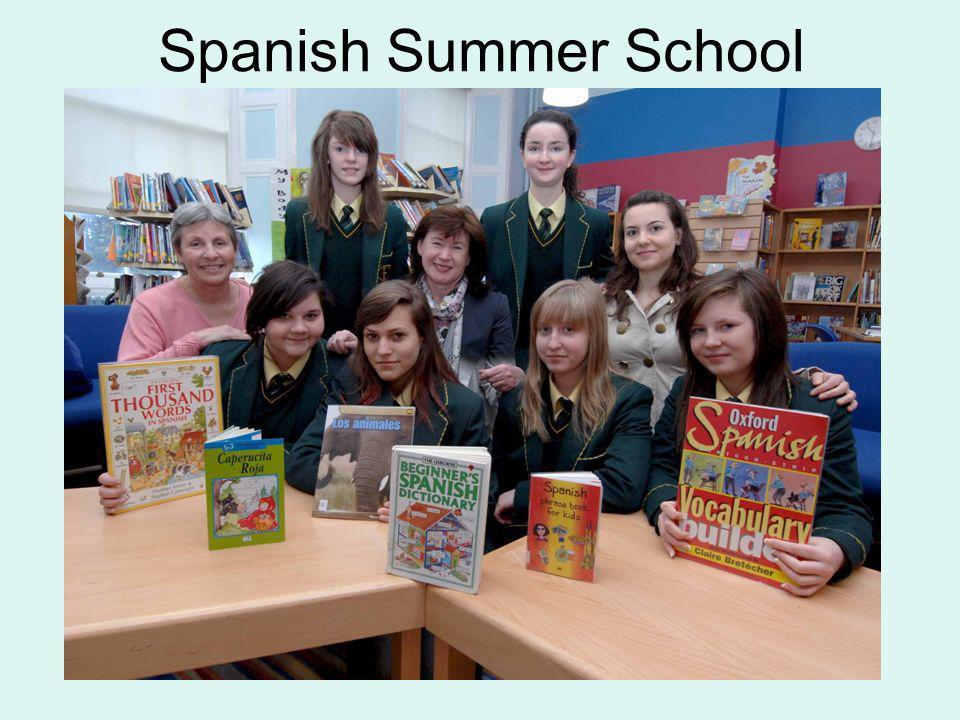 Spanish Summer School