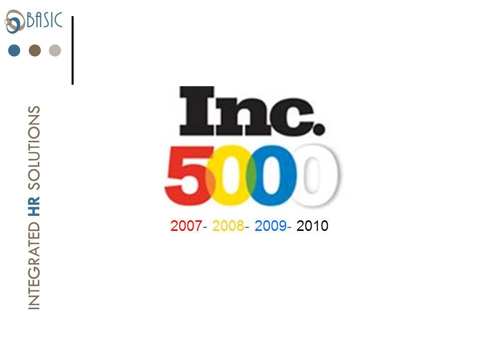 2007- 2008- 2009- 2010