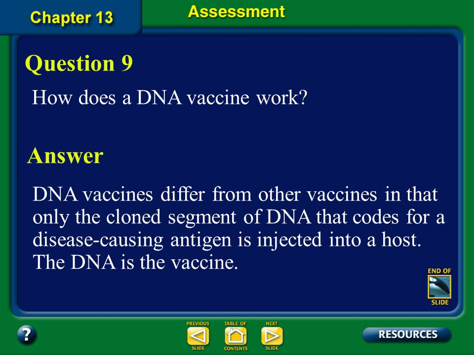 Chapter Assessment How is severe combined immunodeficiency syndrome (SCID) being treated with gene therapy? Question 8 Answer Cells of the immune syst