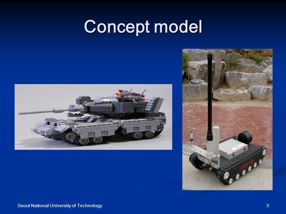 Concept model 3Seoul National University of Technology