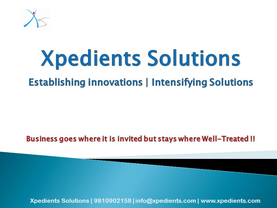 Xpedients Solutions | | |