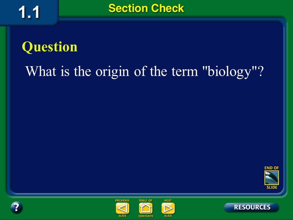 Section 1.1 Summary – pages 3-10 Any structure, behavior, or internal process that enables an organism to respond to environmental factors and live to