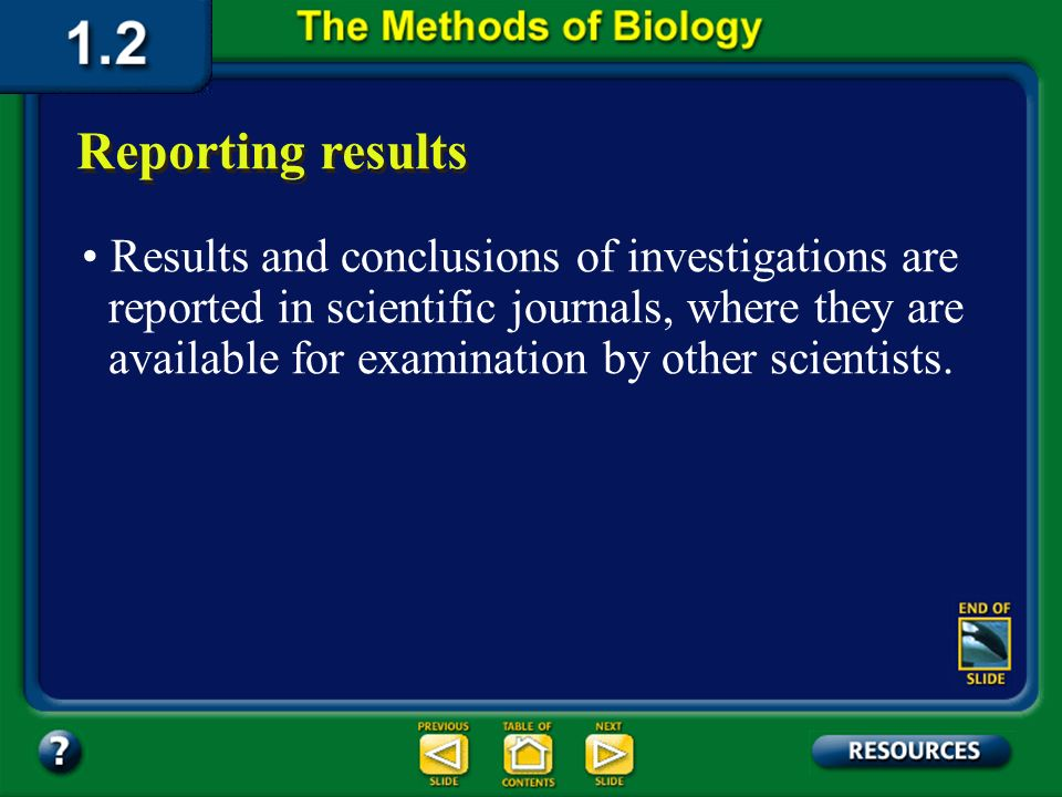 Section 1.2 Summary – pages 11-18 In science, a hypothesis that is supported by many separate observations and investigations, usually over a long per