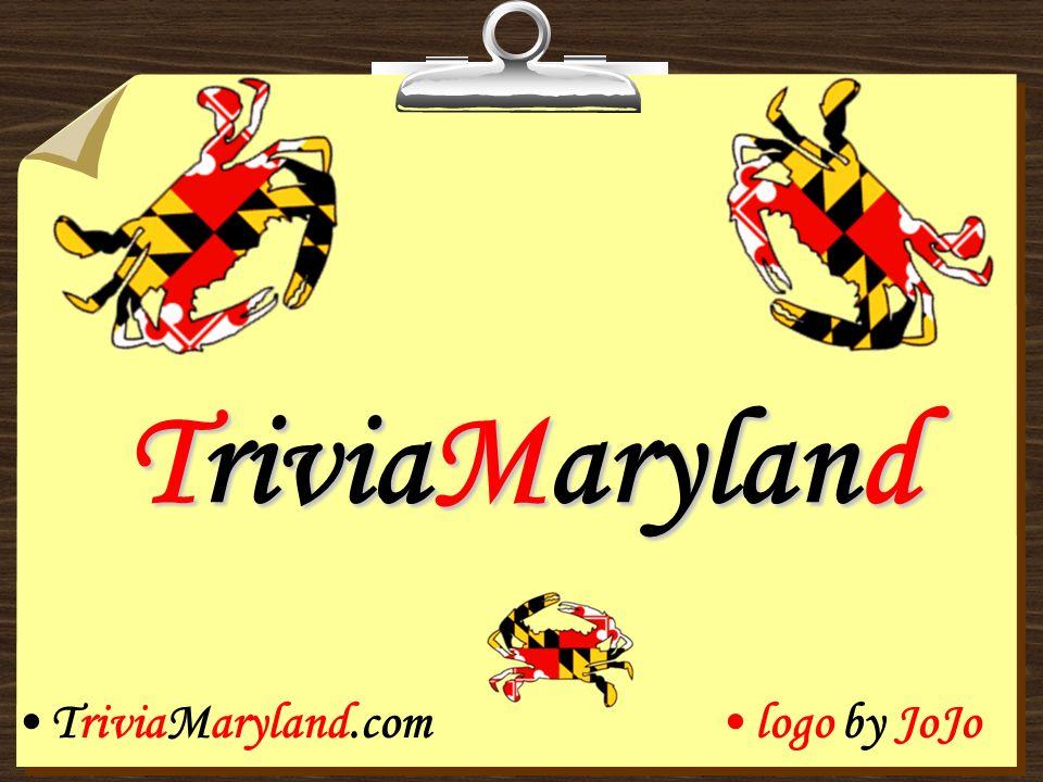 TriviaMaryland TriviaMaryland.comlogo by JoJo