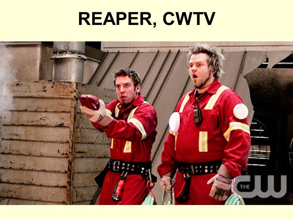 REAPER, CWTV