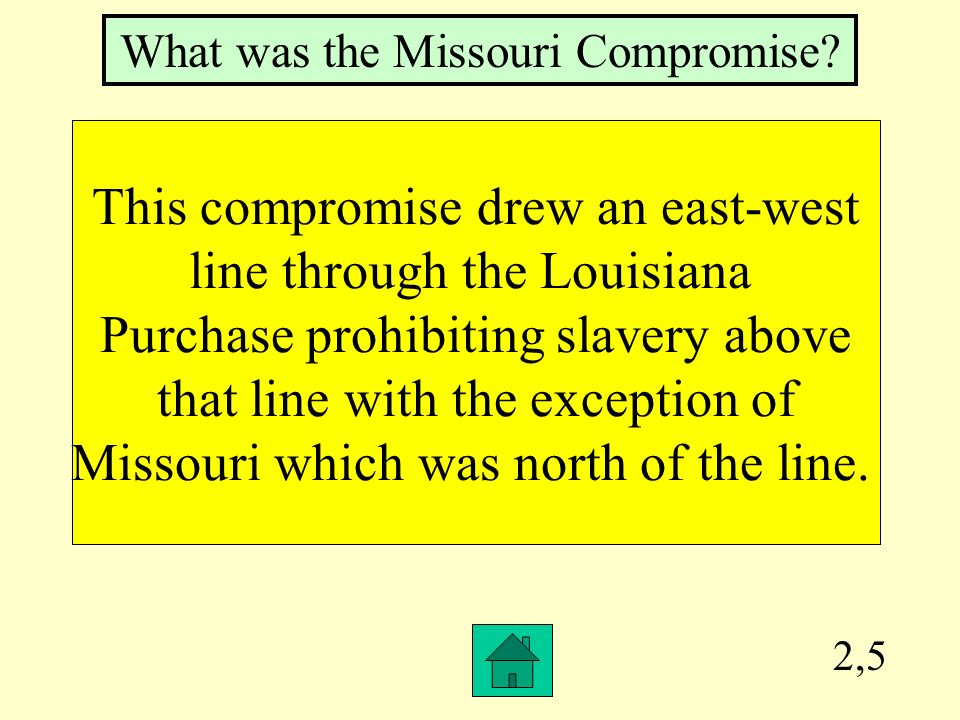 2,4 This act repealed the Missouri Compromise and produced bloody fighting between pro and anti- slavery forces. What was the Kansas-Nebraska Act?