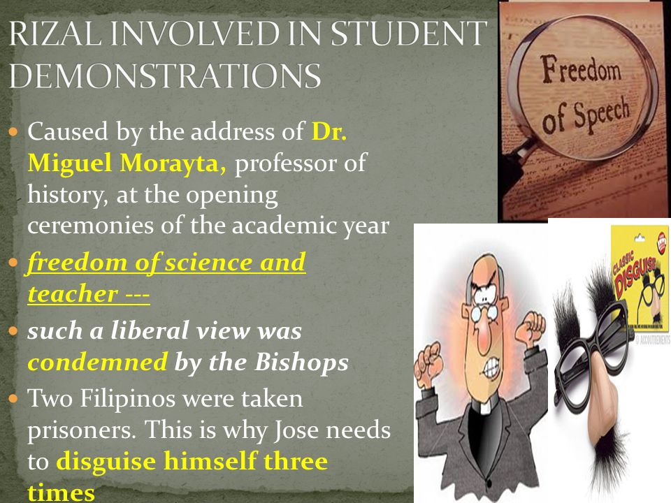 Caused by the address of Dr. Miguel Morayta, professor of history, at the opening ceremonies of the academic year freedom of science and teacher --- s