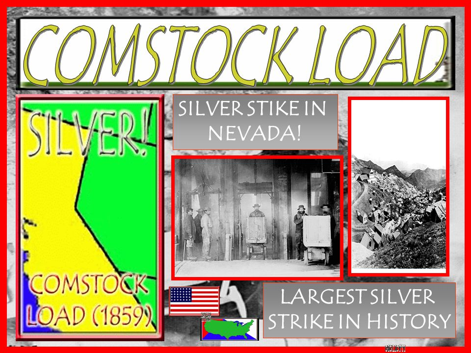 SILVER STIKE IN NEVADA! LARGEST SILVER STRIKE IN HISTORY