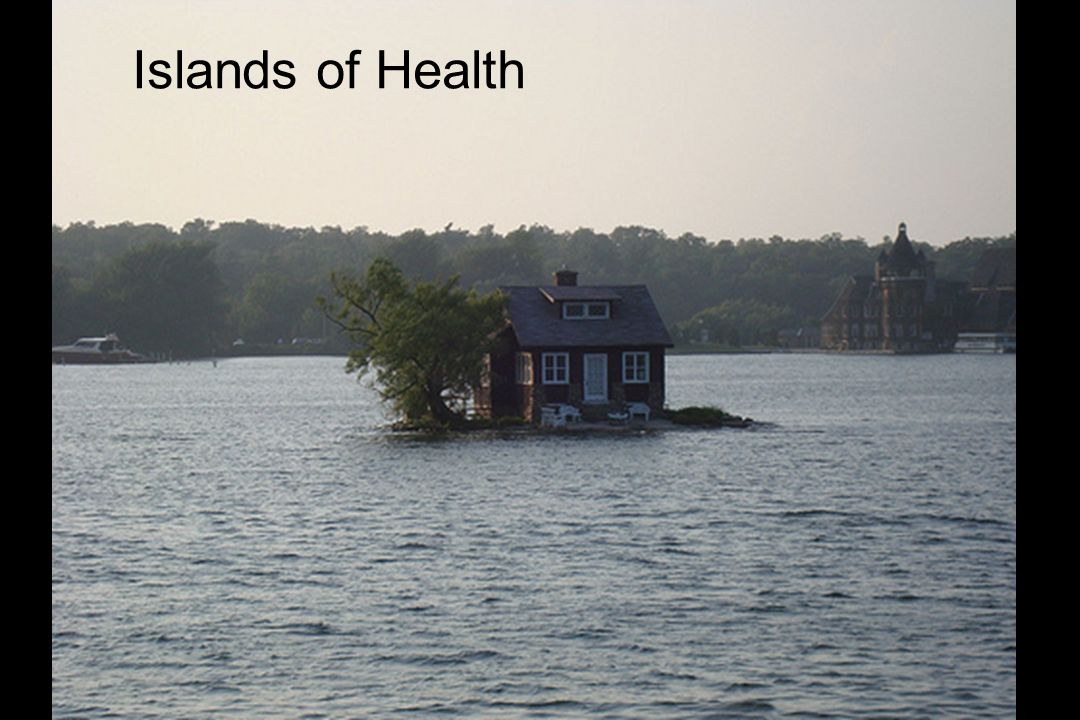 Islands of Health