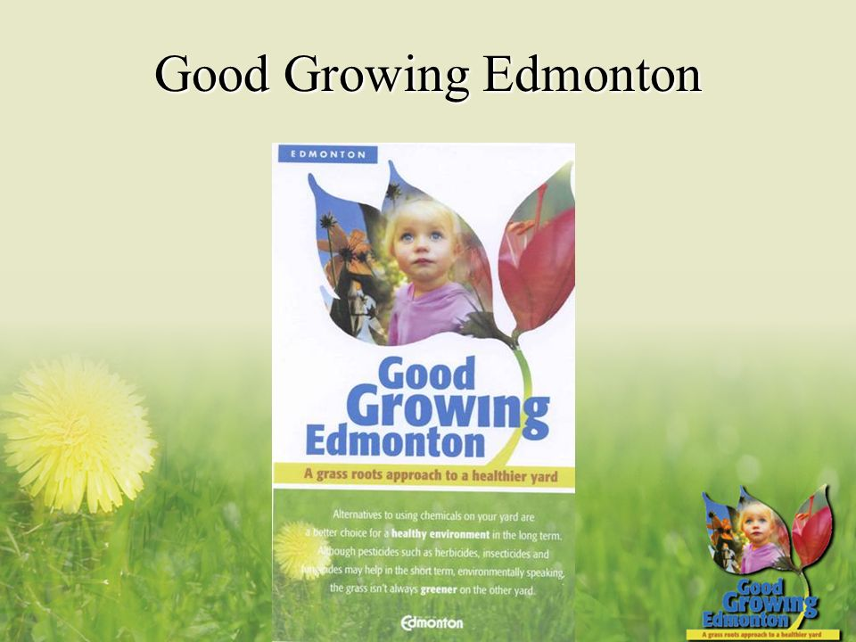 Good Growing Edmonton