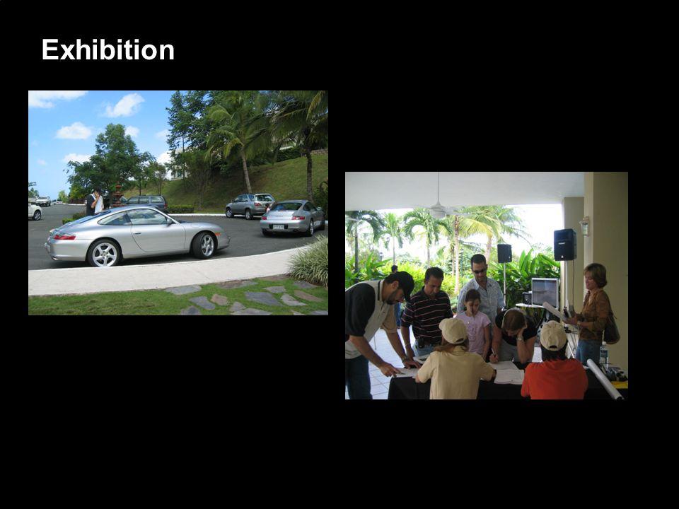 Porsche Latin America, Inc. 12 June 15, 2004 Exhibition