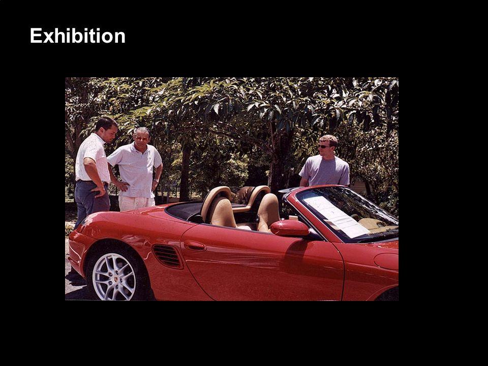 Porsche Latin America, Inc. 24 June 15, 2004 Exhibition