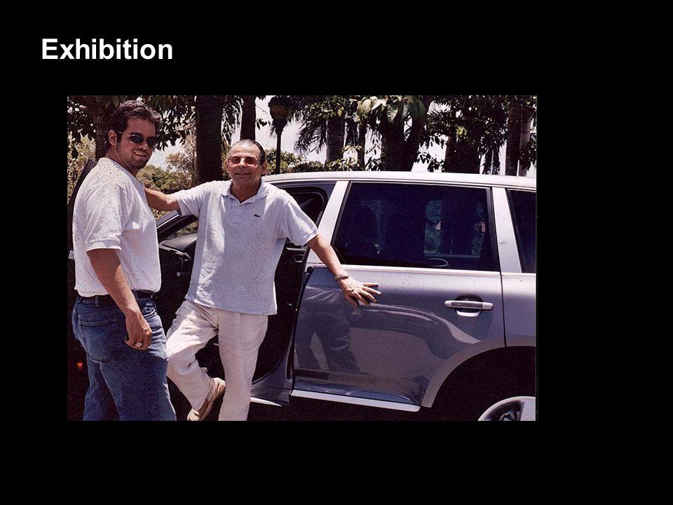 Porsche Latin America, Inc. 25 June 15, 2004 Exhibition