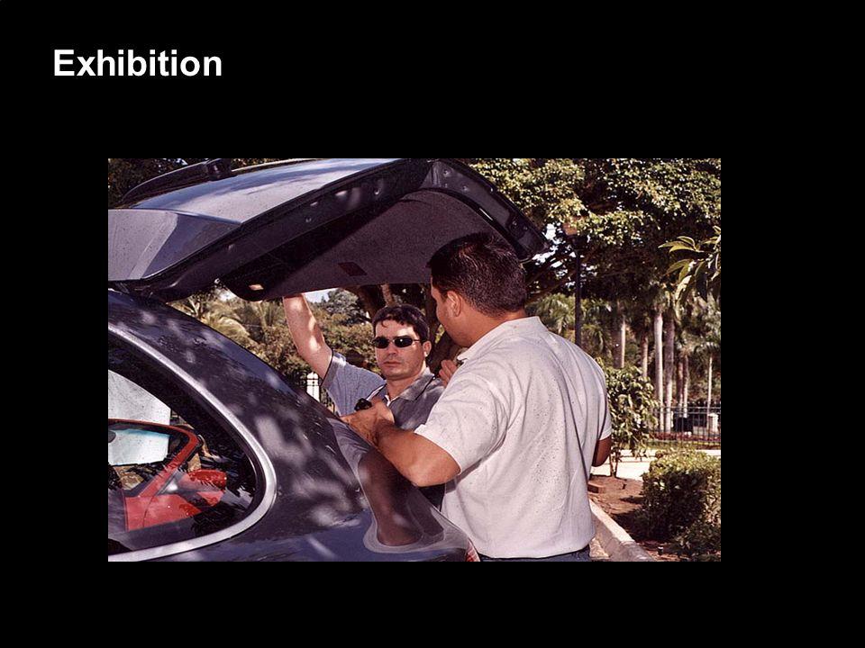 Porsche Latin America, Inc. 27 June 15, 2004 Exhibition