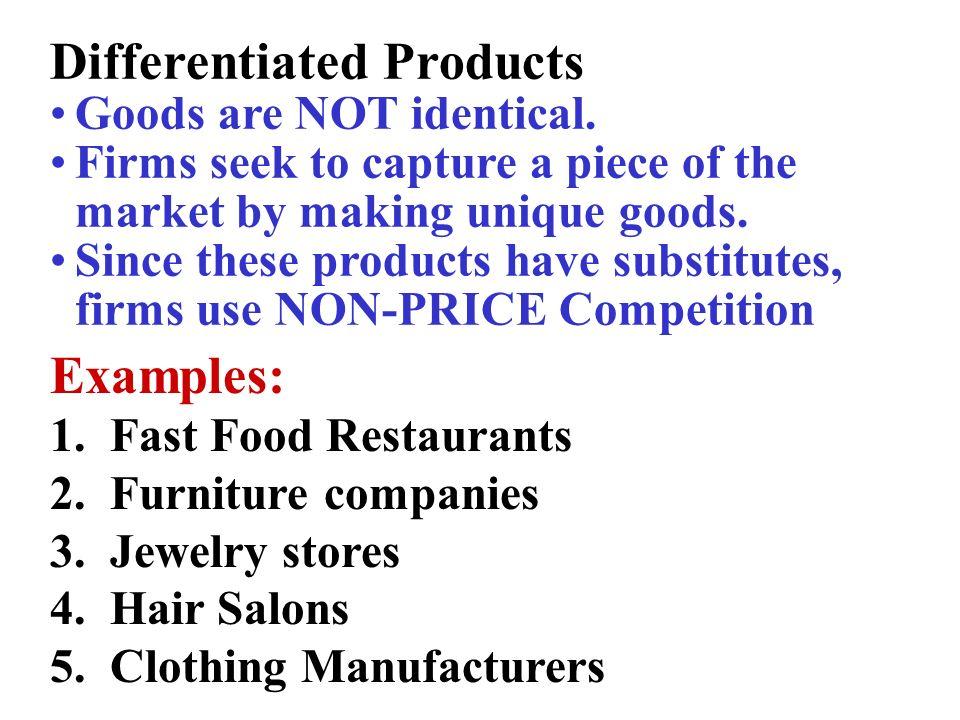 Market Structure Continuum Pure Competition Pure Monopoly Monopolistic Competition Oligopoly FOUR MARKET MODELS Monopolistic Competition: Relatively L