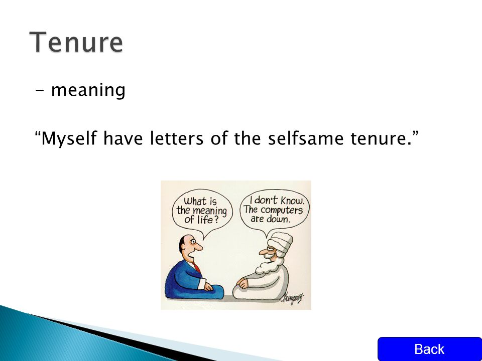 - Very same Myself have letters of the selfsame tenure. Back