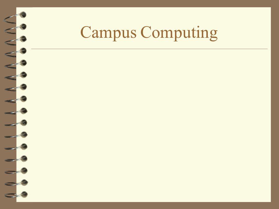 Campus Computing