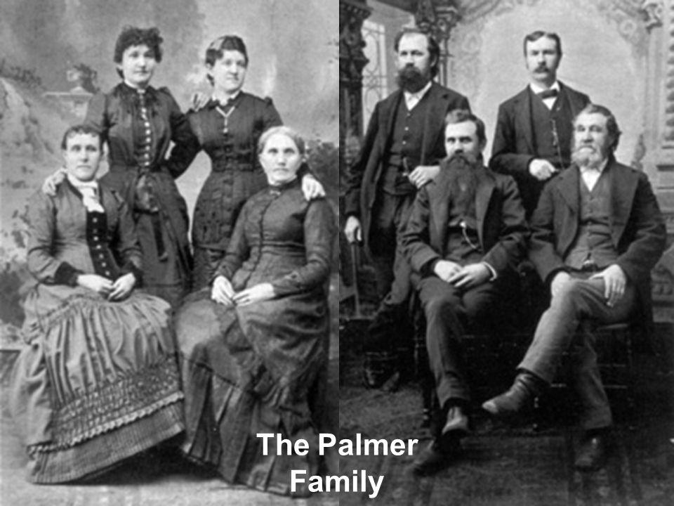 The Palmer Family