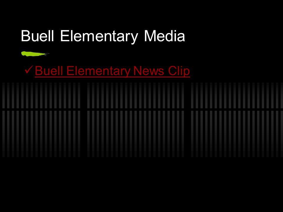 Buell Elementary Media Buell Elementary News Clip