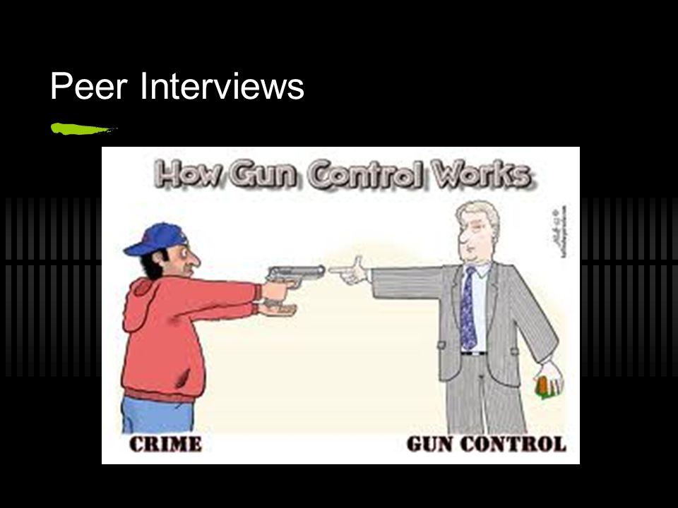 Peer Interviews