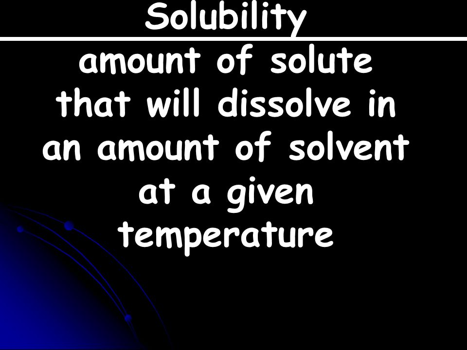 SOLUTION!!! = SolventSolute