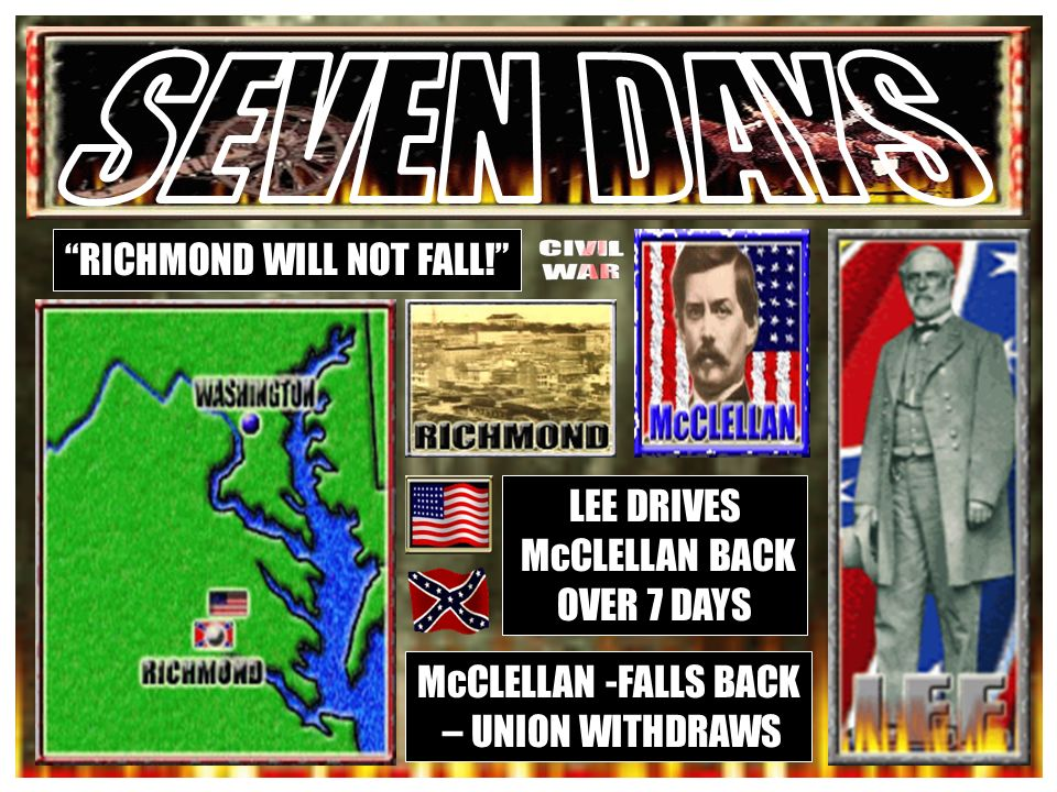 -SEVEN PINES LEE TAKES COMMAND -DARING PLAN JACKSON TIES UP UNION FORCES