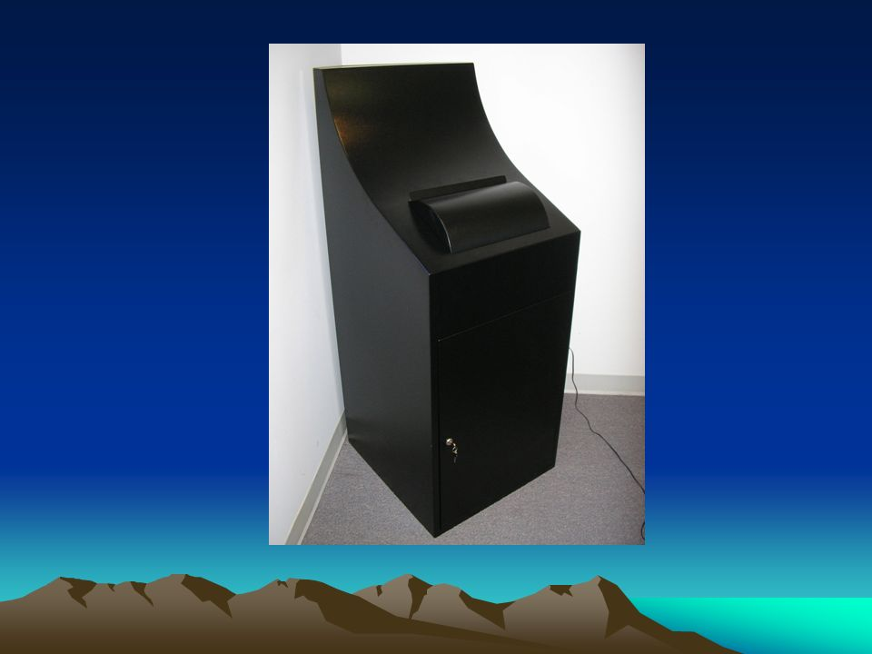 Kiosk and existing sharps disposal sites, Massachusetts