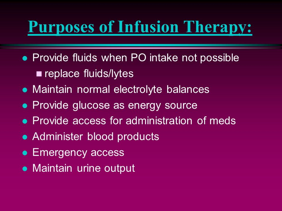 Hypertonic Solutions: greater osmotic pressure as that found in the cell l HIGHER osmolality than body fluids l causes fluids to shift out of the cells (ICF) into the vascular space n rapid shift fr ICF into the ECF/ vascular beds l given to treat specific problems n can potentially have serious side effects –ex.
