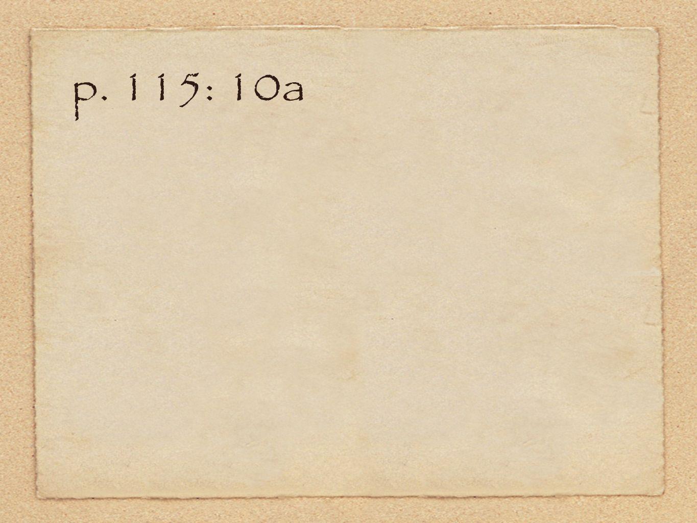 p. 115: 10a