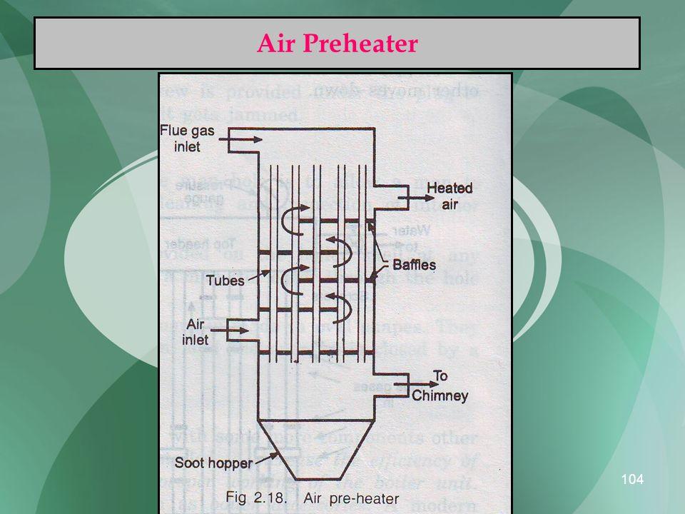 104 Air Preheater