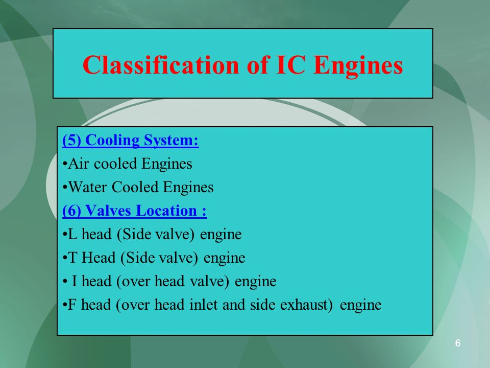 17 Main Components of IC Engines Piston Rings (Compression and Oil rings)