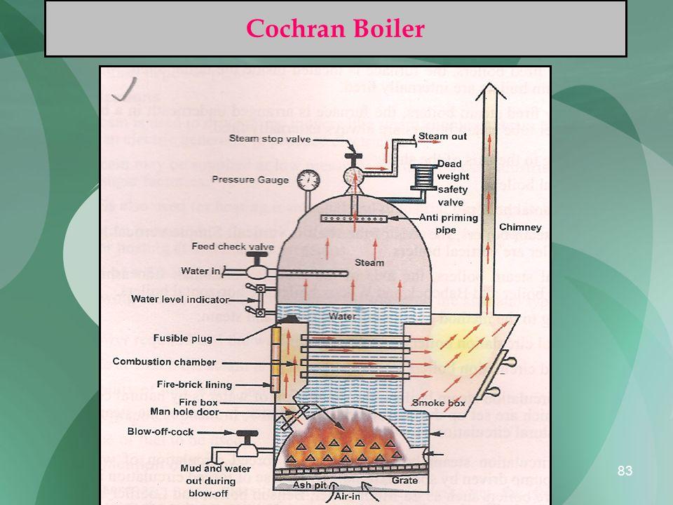 83 Cochran Boiler