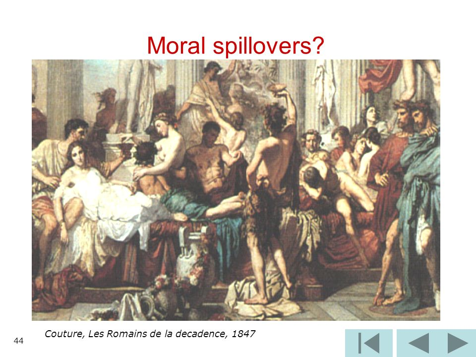 43 Physical spillovers